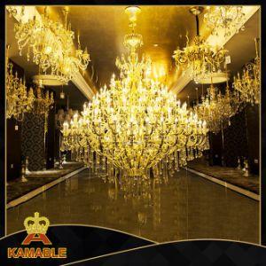Hugeness Custom Hotel Lighting Crystal Chandelier (Ka256) pictures & photos
