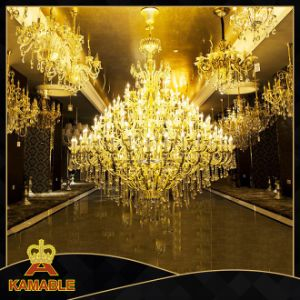 Hugeness Hotel Lighting Crystal Chandelier (Ka256) pictures & photos