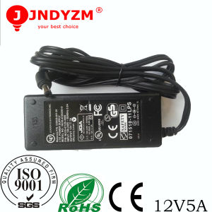 Ce 12V 5A 60W LCD Power Supply Adapter Netbook Adapter