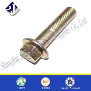Stainless Steel A2 A4 M14 Hexagonl Flange Bolt pictures & photos