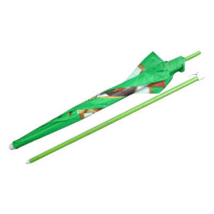 Beach Umbrella with Green Powder Coating Shaft (BR-BU-130) pictures & photos