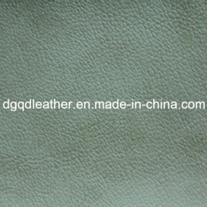 Strong Scratch of Furniture Leather PVC Leather (QDL-51506) pictures & photos