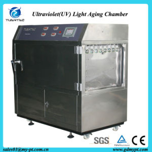 Temperature Humidity Water Spraying UV Light Irradiation Test Chamber pictures & photos