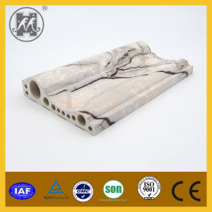 PVC Faux Marble Wall Panel for Outdoor & Indoor Decoration Use pictures & photos