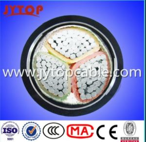 Mv Electric Cable with Three Cores, 3core Cable pictures & photos
