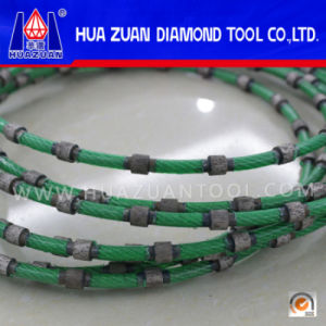 Hot Sale Diamond Rope Wire Saw for Stone Profiling pictures & photos