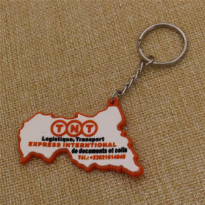 Promotional Gifts Cheap Soft PVC Customized TNT Key Chain pictures & photos