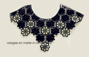 Ladies New Apparel Accessrory Cotton Lace Collar Lace Neckline