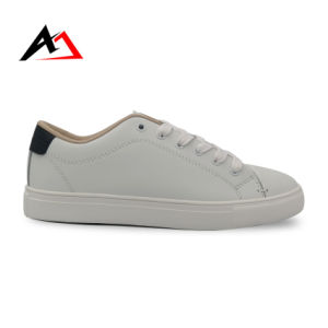 Leisure Shoes Sneaker Classic Leather Casual Low Cut Skate Shoes (AK2) pictures & photos