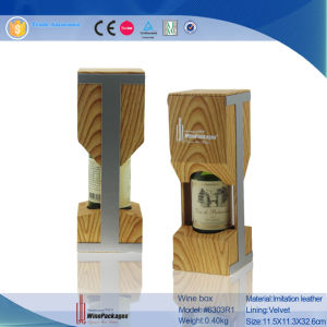 Fancy Custom Wine Box, Display Wine Packaging Box (5728R5) pictures & photos