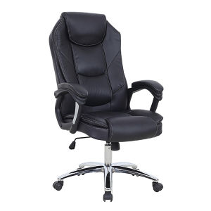 Soft Faux Leather Cover Swivel Office Executive Boss Chair (FS-2008) pictures & photos