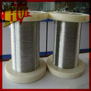 Ni 200 Pure 0.025mm Nickel Wire for Semiconductor pictures & photos