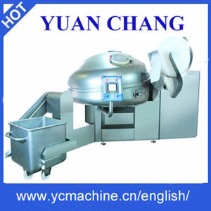 Sale Sausage Meet Bowl Cutter Machine Price Zkzb-125 pictures & photos