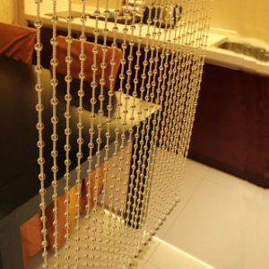 Facet Crystal Glass Bead Curtain for Kitchen Decor pictures & photos