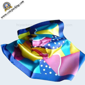Colorful Silk Scarf for High Grament Shop (HC00150625004) pictures & photos