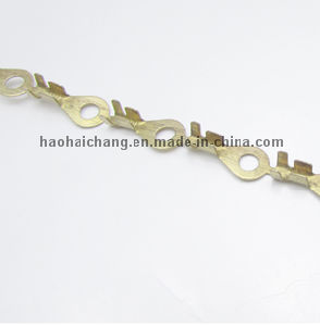 Hhc Antique Electric Heating Elements Stainless Steel Reel Connector Terminal pictures & photos