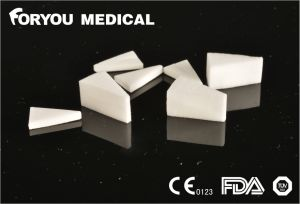 Foryou Medical New Disposable Medical Devices Ent PVA Fluid Absorbency Eye Shield for Lasik Equipment pictures & photos