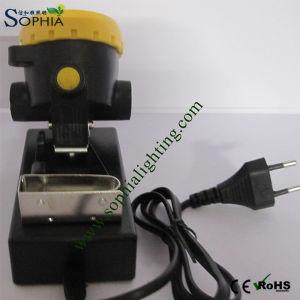 2.2ah LED Headlamp, Helmet Lamp, Safety Lamp, Mining Lamp pictures & photos