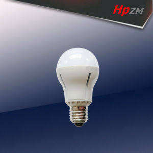 B22 Aluminum with Plastic LED Bulb Light pictures & photos