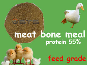 Meat Bone Meal for Chicken Feed Protein 55 pictures & photos