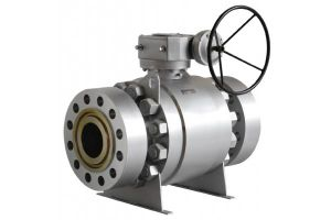 Forged Brass Trunnion Ball Valve pictures & photos