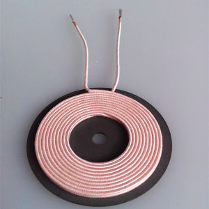 Qi Wireless Charging Coil Induction Charger Coil pictures & photos
