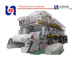 2400 mm A4 Paper Office Using Paper Copying Paper Making Machine Price pictures & photos