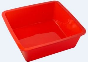 Silicone Square Pan & Cake Mould &Bakeware FDA/LFGB (SY1007) pictures & photos