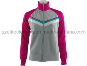Wholesale Custom Ladies Tracksuits (ELTTSJ-18) pictures & photos