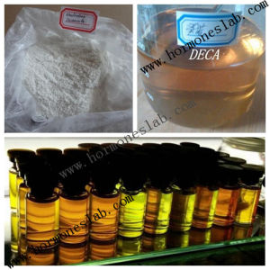 Injectable Anabolic Steroids Deca Durabolin / Nandrolone Decanoate 200mg/Ml CAS 360-70-3 pictures & photos