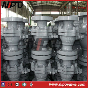 API 6D Cast Steel Flanged Floating Ball Valve (Q41F) pictures & photos