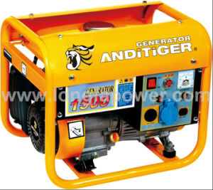 1kVA Gasoline Generator Set for Home Use with Ce pictures & photos