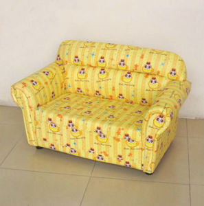Living Room Children Furniture/Leather Kids Sofa/Baby Chair (SXBB-48-10) pictures & photos
