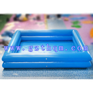 Double Layer PVC Inflatable Pool/High Quality PVC Inflatable Pool pictures & photos