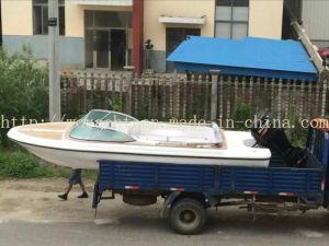 Fiberglass Pleasure Boat