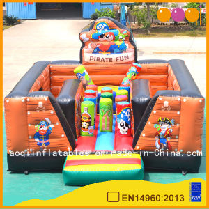 Popular Inflatable Product Inflatable Fun City with Pirate Pop-up (AQ0196) pictures & photos