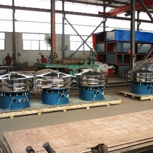 China Hot Selling Rotary Vibrating/Vibro/Vibration/Vibrate Screen/Sieve/Sift/Sifter pictures & photos