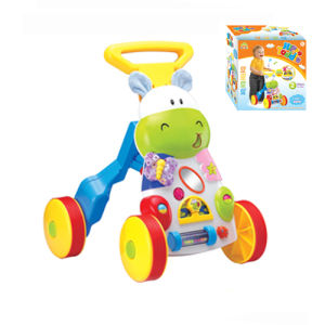 Ce Approval Baby Musical Walker with Light and Music (H9327001) pictures & photos