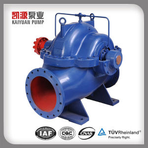 Kysb Spilt Case Horizontal Centrifugal Pump for Irrigation pictures & photos