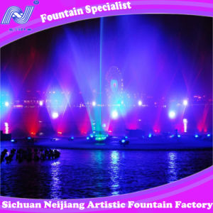 Square Music Fountain, Water Fountain Manufacturer