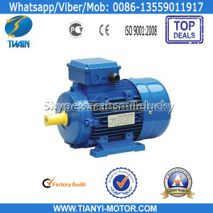 Ms Three Phase Aluminum Housing Electric Motor Price pictures & photos