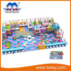 Large Soft Naughty Castle Txd16-ID097 for Indoor Playground pictures & photos