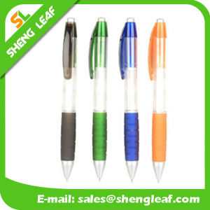 Promotional Gifts Plastic Custom Logo Special Ballpoint Pen (SLF-PP040) pictures & photos