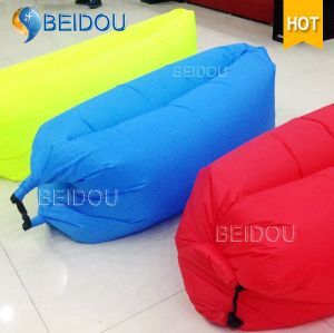 Beach Bed Lazy Bed Laybag Bean Bags Inflatable Air Sofa Bed Inflatable Banana Sleeping Bag pictures & photos
