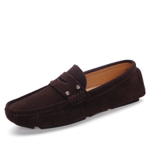 Casual Flat Shoes Classic Fashion Footwear for Men Driving (AK1608) pictures & photos