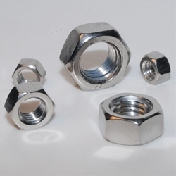 Carbon Steel Hexagon Nut DIN934 pictures & photos