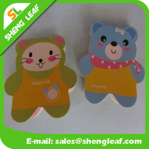 Removable Sticky Note with Logo Print and Different Shape (SLF-PI014) pictures & photos