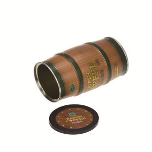 Tablea Chocolate Powder Mixes Package Tin Box pictures & photos