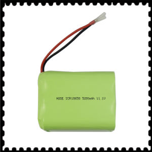 5200mAh 11.1V Rechargeable Lithium Battery pictures & photos