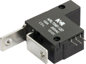 5V Magnetic Latching Relay (NRL709P) pictures & photos